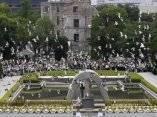 Aniversario bomba de EU sobre Hiroshima y Nagasaki