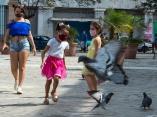 La Habana y su normalidad. Foto: Abel Padrón Padilla/Cubadebate