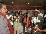 Danny Rivera llega a Cuba para participar en el concierto