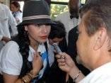 Llega Olga Tañón a Cuba