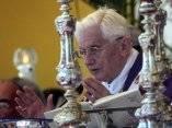 Santa Misa de Benedicto XVI en la Plaza de la Revolución