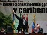 Celebración del Bicentenario en Venezuela