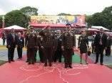 Acto de celebración del Bicentenario en Venezuela