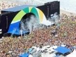 Festejos Rios de Janeiro, Brasil, se de los Juegos Olímpicos del 2016