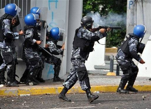 Human Rights Violated in Honduras