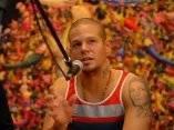 Grupo Calle 13 en la Casa de las Américas, La Habana, Cuba