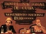 Conferencia de Prensa del grupo Calle 13 en el Hotel Nacional de Cuba