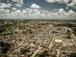 CUBA-CAMAGÜEY DESDE EL AIRE