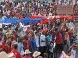 Cuba, desfile por el 1ro de mayo de 2010