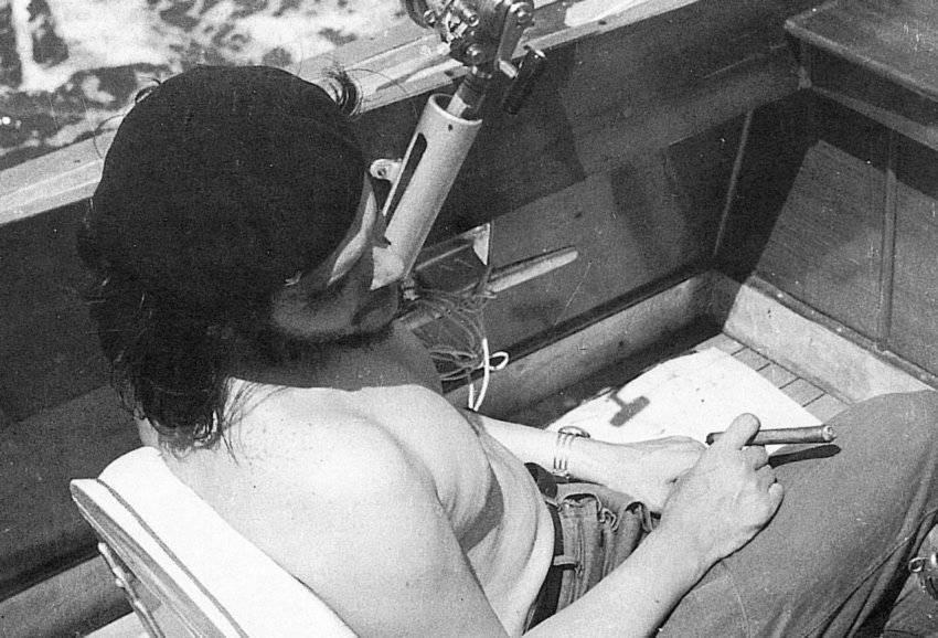 Che en la Revolución cubana 1955-1966 (83 fotos)