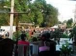 """Concierto de Silvio en el barrio """"La Corbata"""". Foto: Iván Soca"""