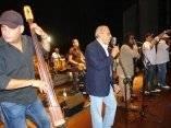 Concierto de la Orquesta Los Van Van en la Tribuna Antimperialista, 24 de abril de 2010
