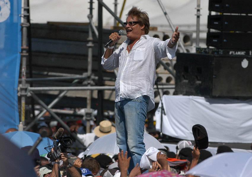 Fotos del concierto de juanes en cuba