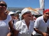 Miles de personas disfrutaron el Concierto Paz sin Fronteras (Foto Omara García)