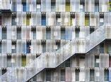 Apartamentos llenos de color