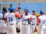 Juego Cuba - España. Copa Mundial de Beisbol. 17 de septiembre de 2009.
