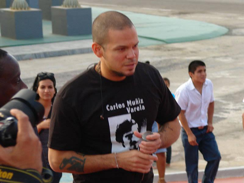 Residente Calle 13 en concierto de la Habana, Cuba. Fotos Cubadebate