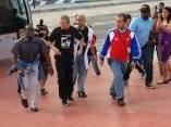 Concierto del Grupo Calle 13 en la Tribuna Antimperialista, La Habana, Cuba
