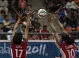 Voleibol Cuba Foto:Ismael Francisco