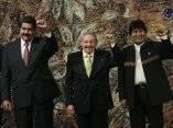 Foto familia ALBA-TCP. Foto: ismael Francisco/Cubadebate.