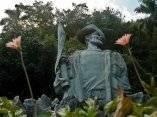 CUBA-PINAR DEL RIO-MONUMENTO A LAS PRIMERAS MILICIAS CUBANAS