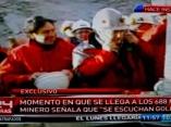 Mineros atrapados en Mina San José, Chile