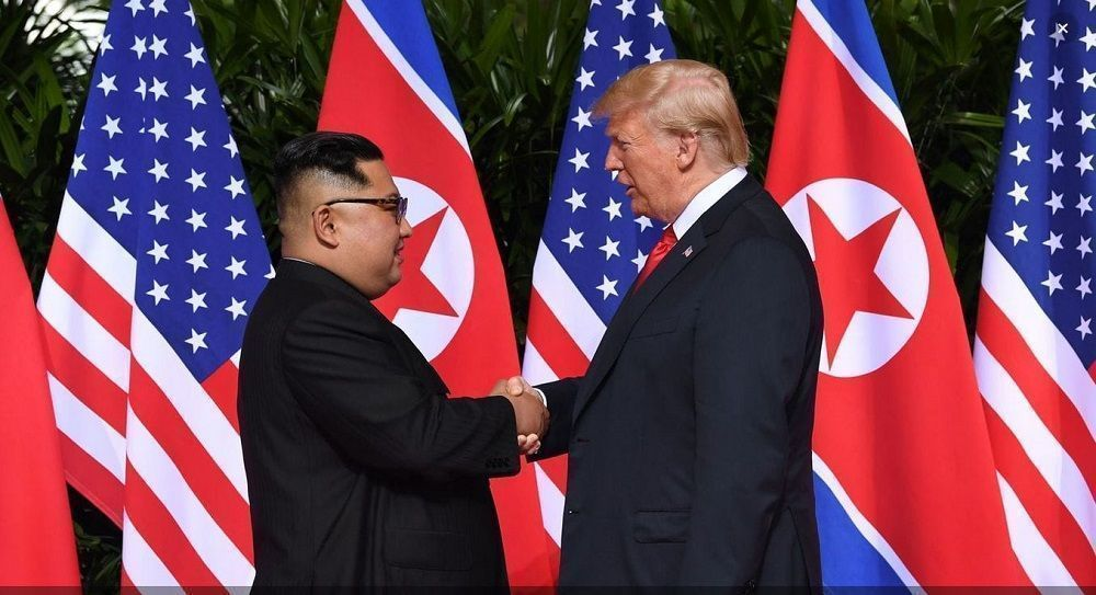 Agree Trump and Kim Jong-un to normalize relations and the denuclearization of Korean peninsula (+ Photos)