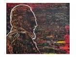 A todas tus ideas más exacgtas, de Esteban Leyva, 2009. Exposición 83 motivos dedicada a Fidel Castro