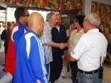 Fotos recientes del compañero Fidel