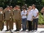 Honras fúnebres del Comandante de la Revolución Juan Almeida Bosque