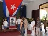 Homenaje a Juan Almeida Bosque en Camagüey