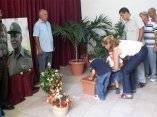 Homenaje a Juan Almeida Bosque en Ciego de Avila