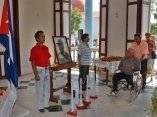 Homenaje a Juan Almeida Bosque en Holguín