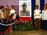 Homenaje a Juan Almeida Bosque, Memorial José Martí, Plaza de la Revolución, Ciudad Habana