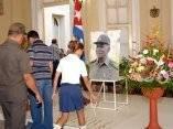 Homenaje a Juan Almeida Bosque en Villa Clara