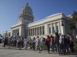 Sepelio de Eusebio Leal. Foto: Ismael Francisco/ Cubadebate.