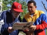 Hugo Chávez operado en La Habana