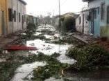 Afectaciones del Huracán Gustav en Pinar del Río