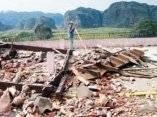 Viñales fue destruido por el Huracán Ike