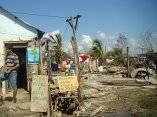 Daños causados por el Huracán Paloma en Cuba