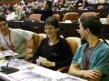 Público de todas las edades y regiones presente en la II Conferencia Internacional Jose Marti. Palacio de las Convenciones, Cuba. Foto: José Raúl Concepción/Cubadebate.