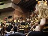 La Colmenita animó la inauguración de la II Conferencia Internacional Jose Marti. Palacio de las Convenciones, Cuba. Foto: José Raúl Concepción/Cubadebate.