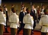 Cuba CELAC llegada de Ban Ki-moon