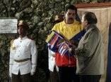 En la Fragua Martiana, Presidentes de CELAC