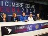 Encuentro de Rene Gonzalez con periodistas acreditados a CELAC Foto: Ladyrene Perez/Cubadebate.