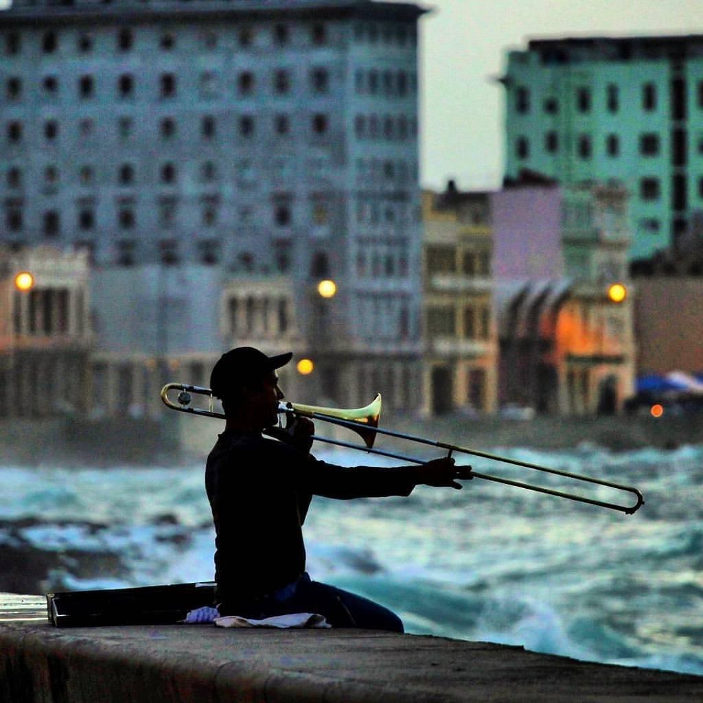 En Cuba existen muy buenos músicos, pero otros, no tanto. Foto: Cubadebate.