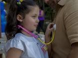 Cumpleaños 5 de Gema.Foto: Ismael Francisco/ Cubadebate
