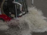 Inundaciones en La Habana.Foto: Ismael Francisco/ Cubadebate