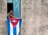 El patriotismo de las mujeres. Foto: Abel Padrón Padilla/Cubadebate