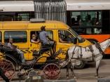 Transportes cubanos. Foto: Ismael Francisco/ Cubadebate.